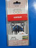 Наушники-вкладыши проводные Gorsun GS 55, GS 56, фото 2
