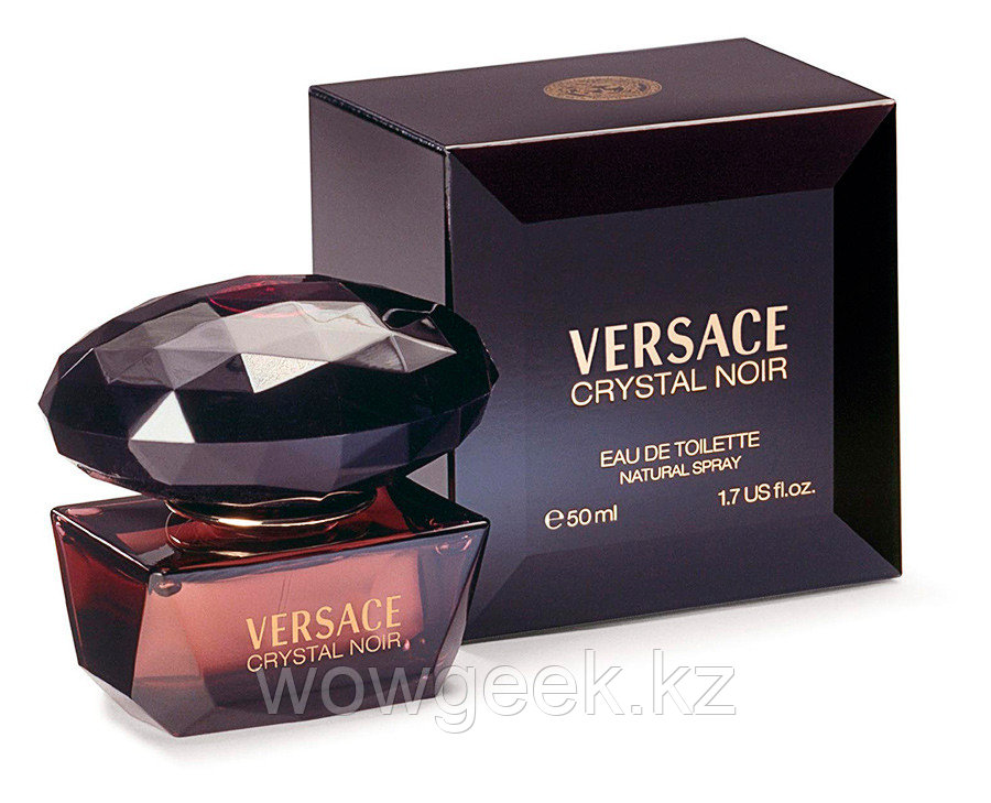 Туалетная вода Versace - Crystal Noir