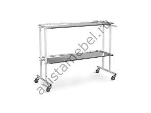 Хирургический столик для инструментов СМХ-6