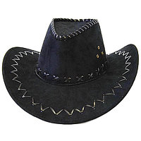 Шляпа ковбойская карнавальная детская, фото 1