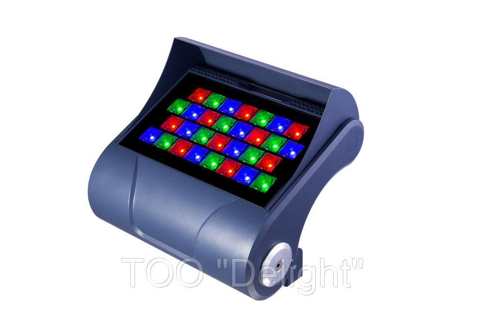 Прожектор RGB32W цветодинамичный