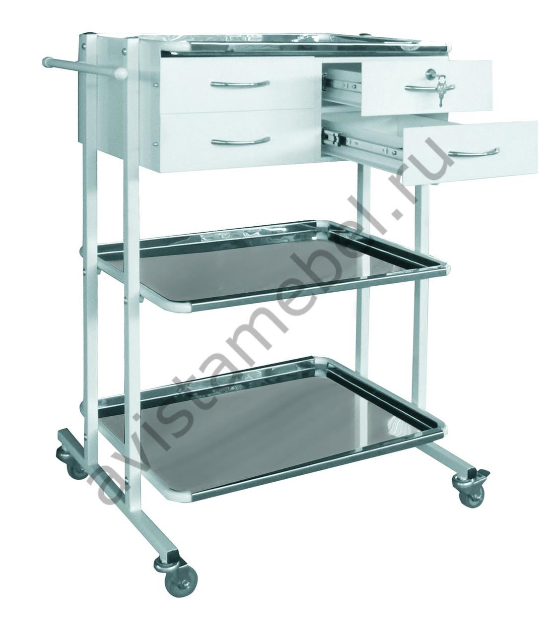 Столик анестезиолога СМА-9