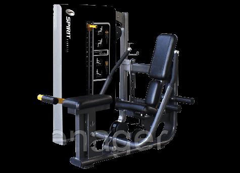 Жимотгруди/гребная тяга Spirit Fitness DWS101-U2