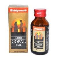 Шри Гопал Байдьянатх / Baidyanath Shri Gopal Taila 10мл
