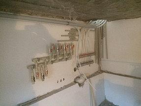 """Отопление и ВК  """"Под Ключ"""" дом 260 м2 Каскелен 2"""