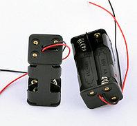 Отсек(корпус) для 4 батареек АА двухсторонний