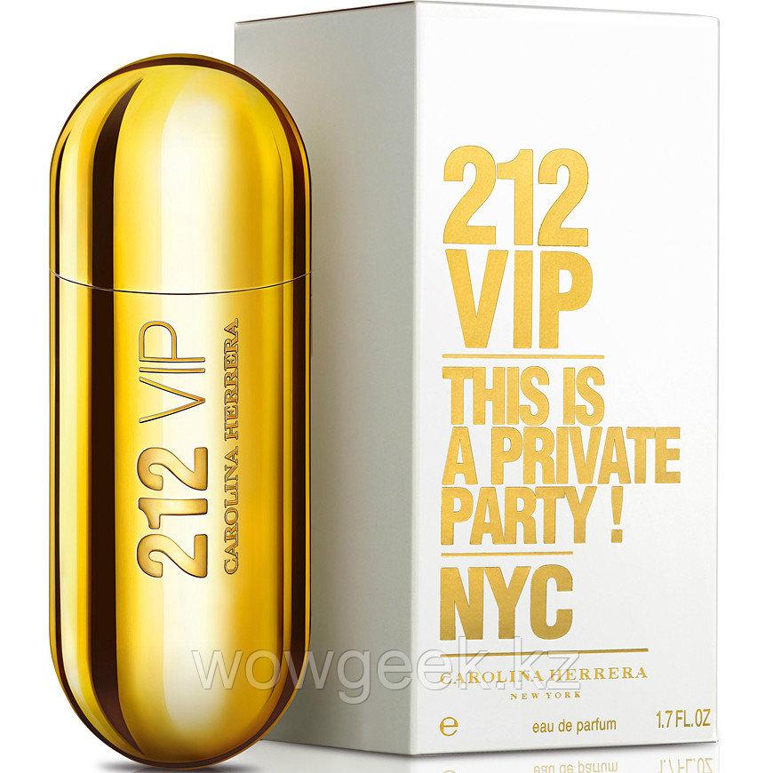 Женский парфюм Carolina Herrera 212 VIP GOLD