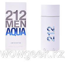 Туалетная вода Carolina Herrera 212 Men Aqua
