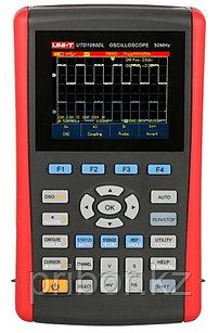 Осциллограф-мультиметр 50МГц, 2-х канальный UTD1050DL