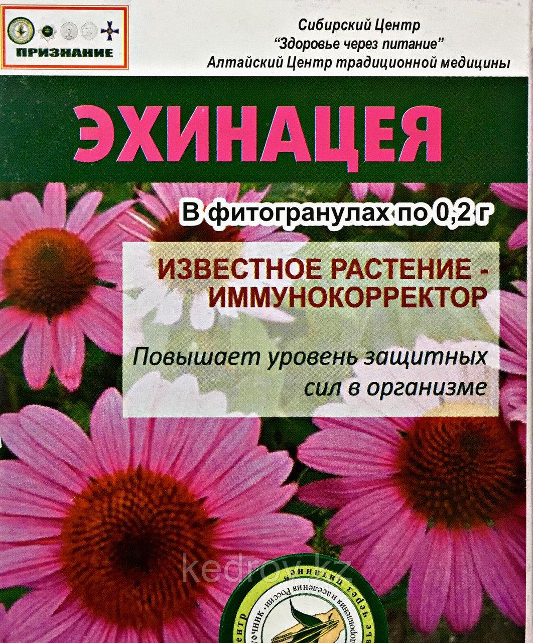 Фитогранулы Эхинацея, 50г
