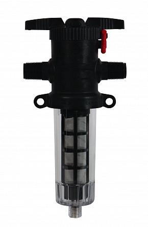 """Фильтр тонкой очистки воды TWIST  II  CLEAN  к дозатору-медикатору, SP 0149, диам. 3/4"""""""