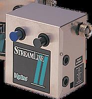 Смешивающий дозатор StreamLine с 1 или 2 кнопками управления (на 1 или 2 препарата соответственно)