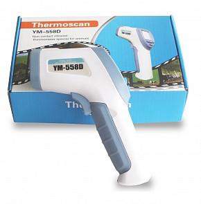 Термометр инфракрасный дистанционный, для животных YM 558 D