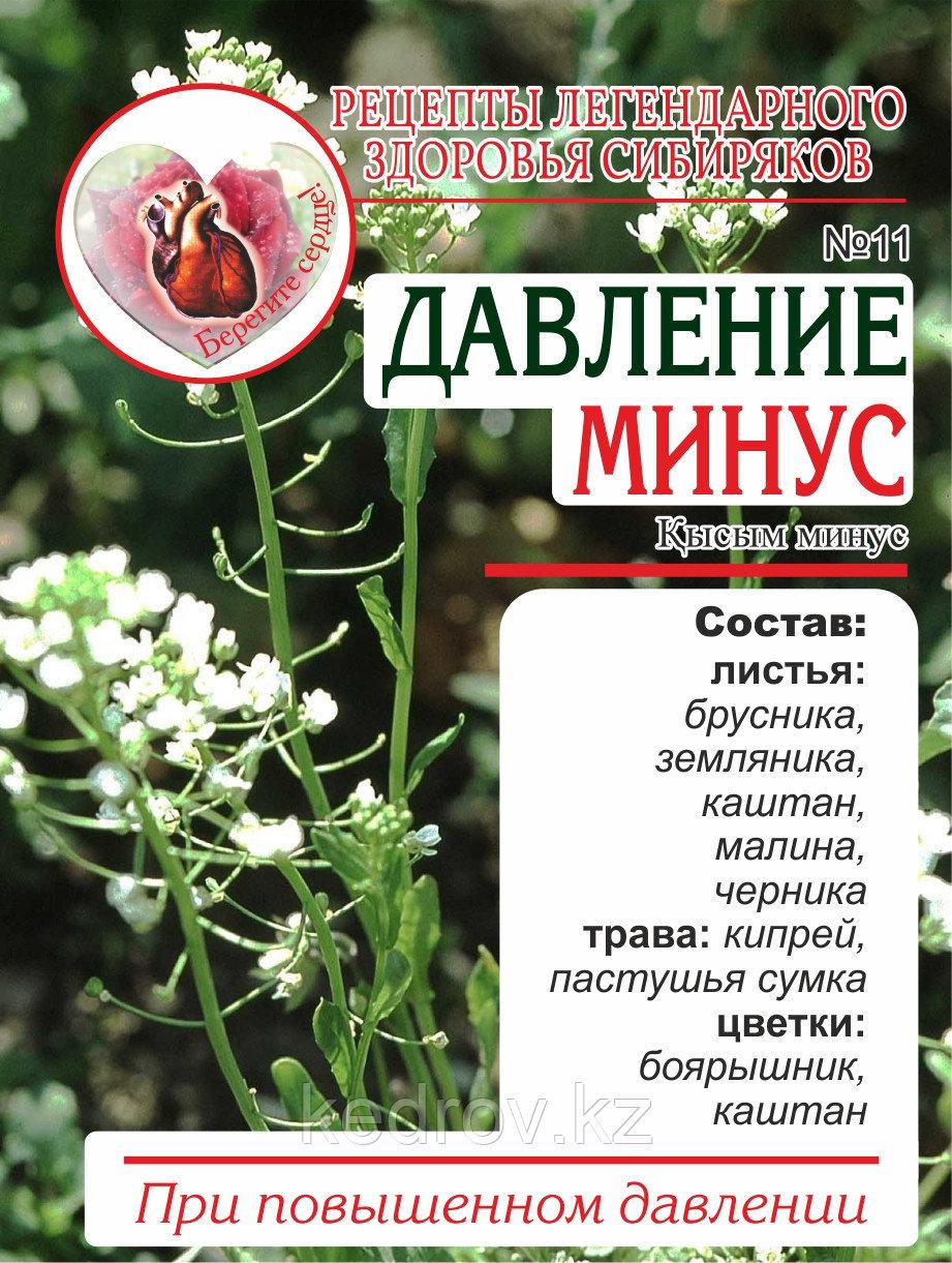 Народный Чай №11 Давление минус 40 г (20ф/пх2,0)