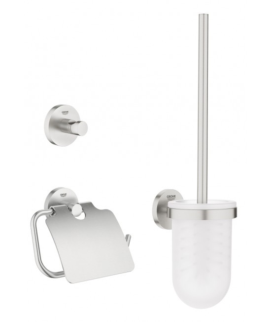Набор аксессуаров (3 предмета) для ванны Grohe  City 40407DC1