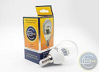 Светодиодная LED ЛЕД лампа G45/SD 4,2W E14 от 240 тенге Экосвет, фото 1