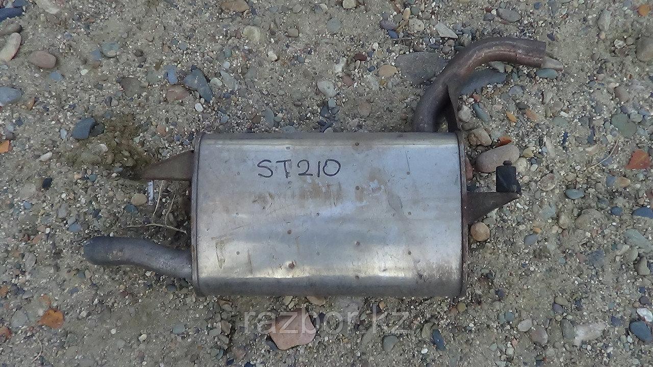 Бочка глушителя Toyota Caldina (ST210)