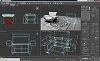 Курсы 3DsMax. Моделирование, текстурирование, визуализация, анимация, фото 1