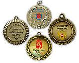 Значки, медали, бейджи на заказ в Алматы. Цена указана минимальная на тираж, фото 5