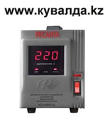 Электронный стабилизатор Ресанта АСН 500\1 Ц
