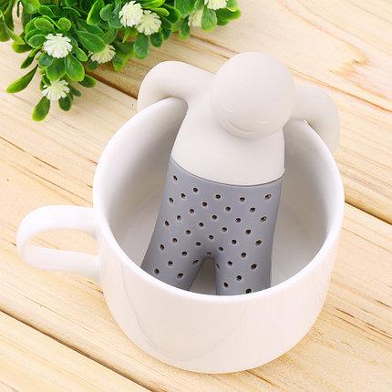 Силиконовый пакетик для заварки чая, фото 2