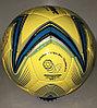 Футбольный мяч Star кожаный (размер 4) сшитый, фото 3