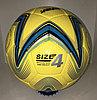 Футбольный мяч Star кожаный (размер 4) сшитый, фото 4
