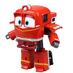Роботы-поезда, Фигурка-трансформер Альф, 10 см