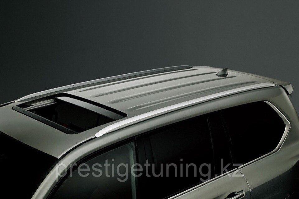 Рейлинги на Lexus LX570