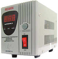 Однофазный стабилизатор электронного типа с цифровым дисплеем РЕСАНТА ACH-500/1-Ц 63/6/1