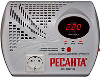 Однофазный цифровой настенный стабилизатор РЕСАНТА ACH-500Н/1-Ц 63/6/9