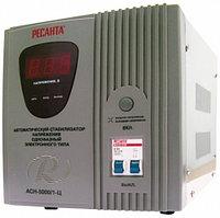 Однофазный стабилизатор электронного типа с цифровым дисплеем РЕСАНТА ACH-5000/1-Ц 63/6/6