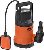 Дренажный насос Вихрь ДН-400 оранжевый