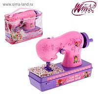 """Набор для шитья """"Швейная машинка"""", розовая, феи ВИКС"""