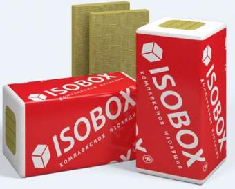 Утеплитель ISOBOX Вент П70 5см (4,32м2)
