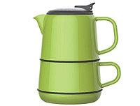 Чайный набор зеленый, фото 1