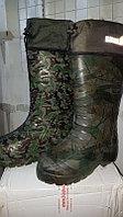 Резиновые сапоги сапоги для рыбалки и охоты  (-60C)
