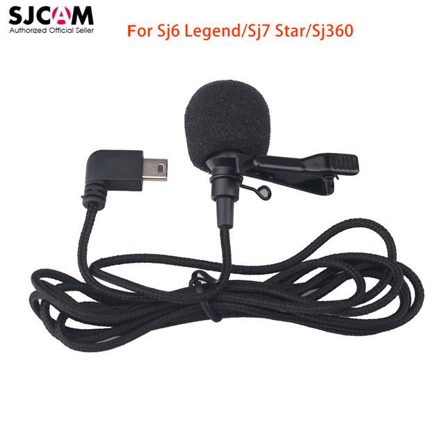 Микрофон для экшн-камер SJCAM M20/SJ6/SJ7