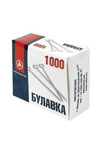 Булавки портновские-500 шт в упаковке