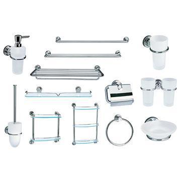 Аксессуары для ванны и туалета