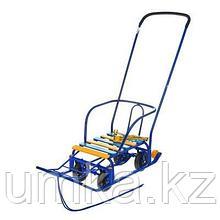 Санки Тимка 5 универсал с колесами