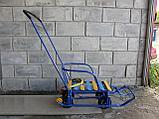 Санки Тимка 5 универсал с колесами, фото 4