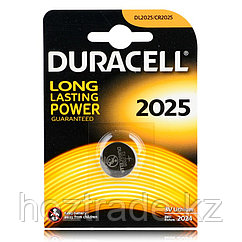 Батарейка DURACELL DL2025/CR2025