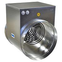 Электрический воздухонагреватель ЭНК (для круглых каналов)