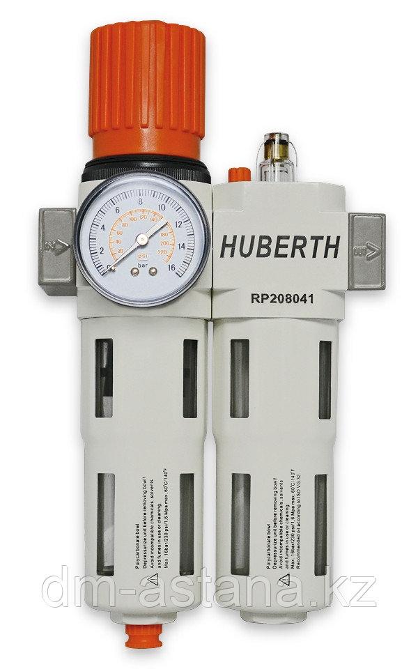 Фильтр-лубрикатор с воздушным редуктором (3150 л/мин) HUBERTH
