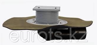 HL80H Трап для балконов и террас с гидроизоляционным полимербитумным полотном