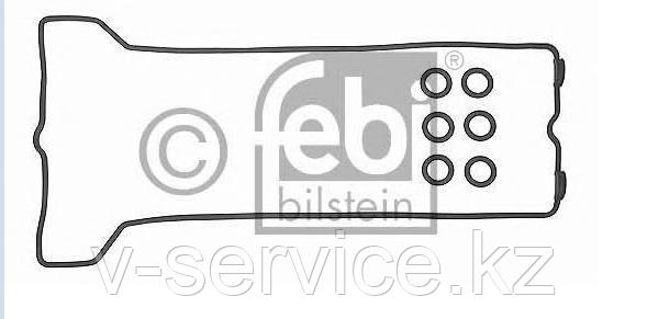 Прокладка клапанной крышки M104(104 010 06 30)(ELRING 915.114)(FEBI 11431)