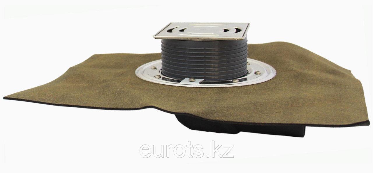 HL5100TH Трап для балконов и террас как HL5100T, но с полимербитумным полотном