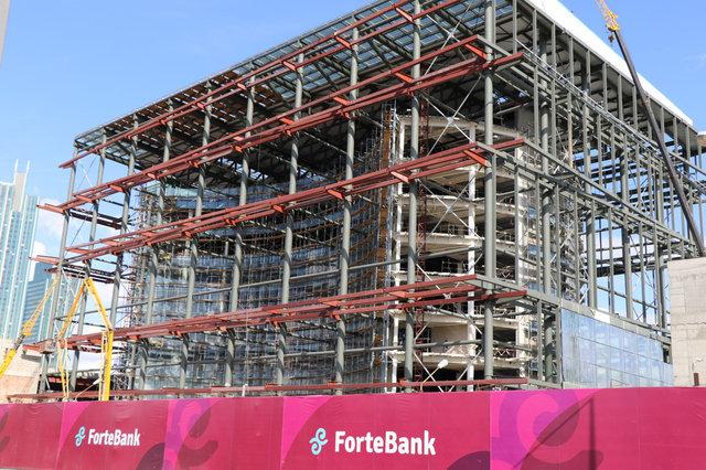 Комплекс зданий Forte Bank / 2015-2016 год 38