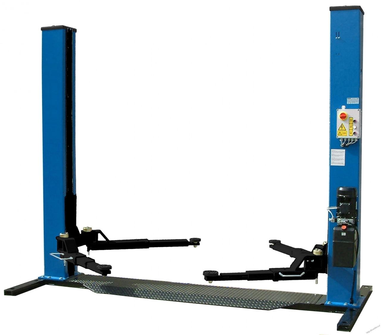 Подъемник двухстоечный, симметричный, г/п 3600 кг 320I-36 (OMA 512C)